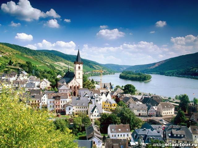 Сказ про Германию, смородину и готический собор