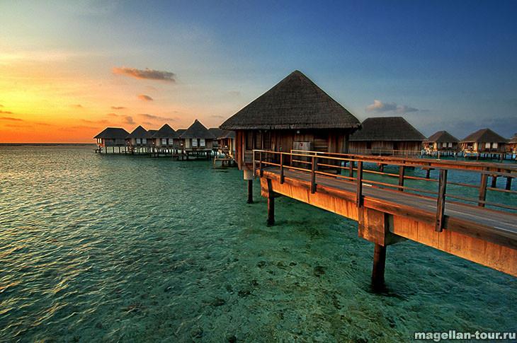 Мальдивы - путешествие в рай