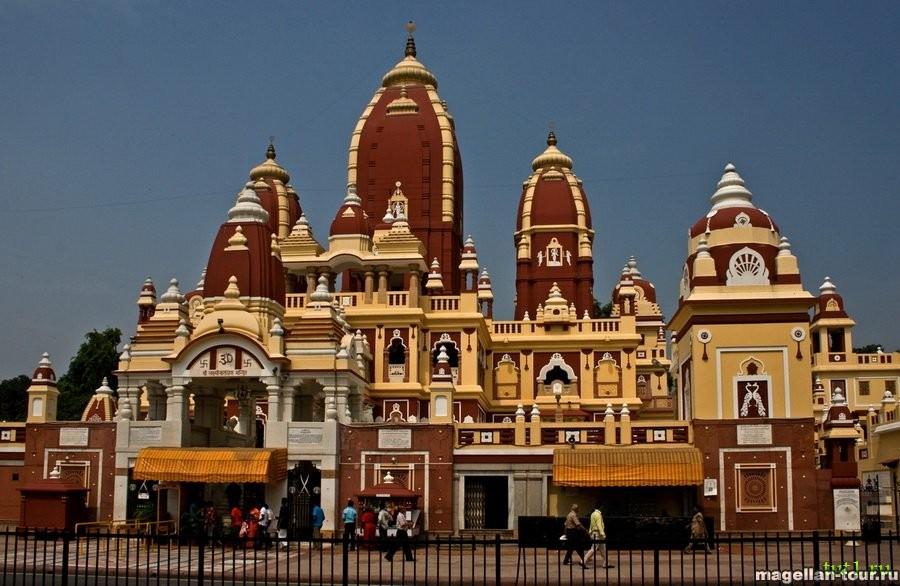 Храм Лакшми-Нараяна