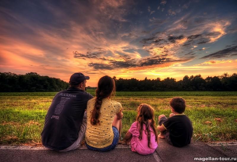 Как отдохнуть с детьми и не пожалеть об этом